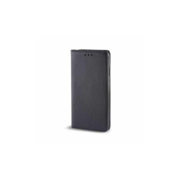 Peňaženkový obal Flip magnet na  HTC Desire 12 Plus  Čierny