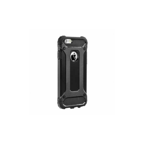 Étui de téléphone trempé ARMOR sur le XIAOMI Redmi Note 8T  Noir