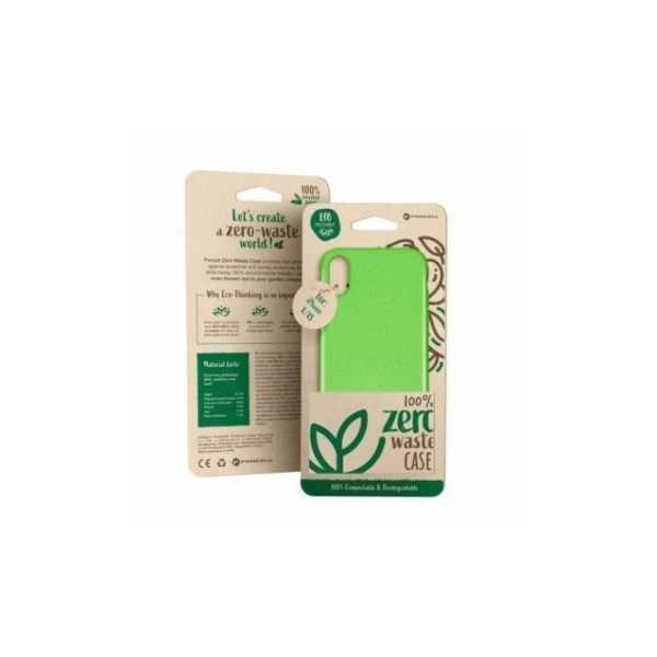 Coques biodégradables FORCELL BIO sur le Apple iPhone 11  Vert